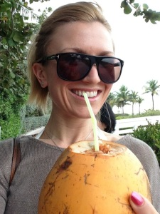 Fersk kokos